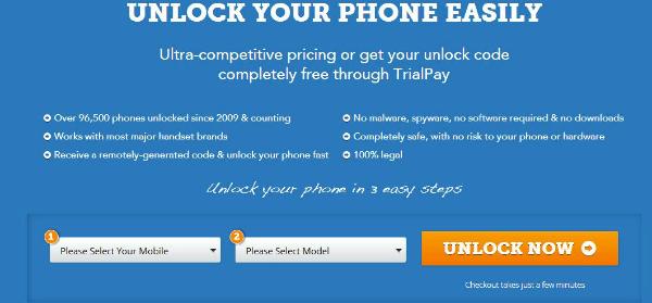Free Unlocks