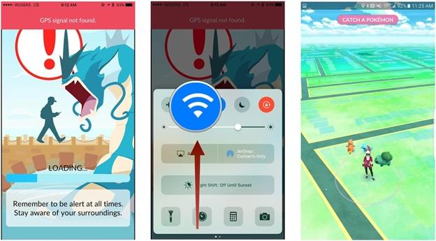 Turn On Wi Fi iPhone