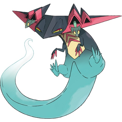dragapult pseudo legendary pokemon