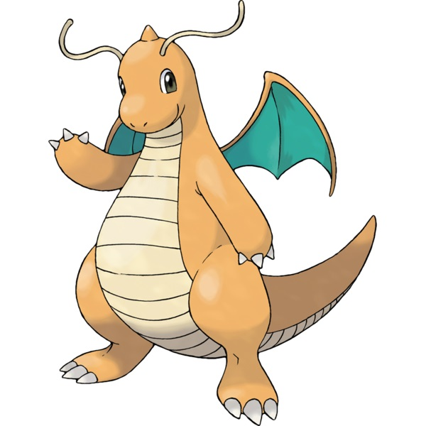 dragonite pseudo legendary pokemon