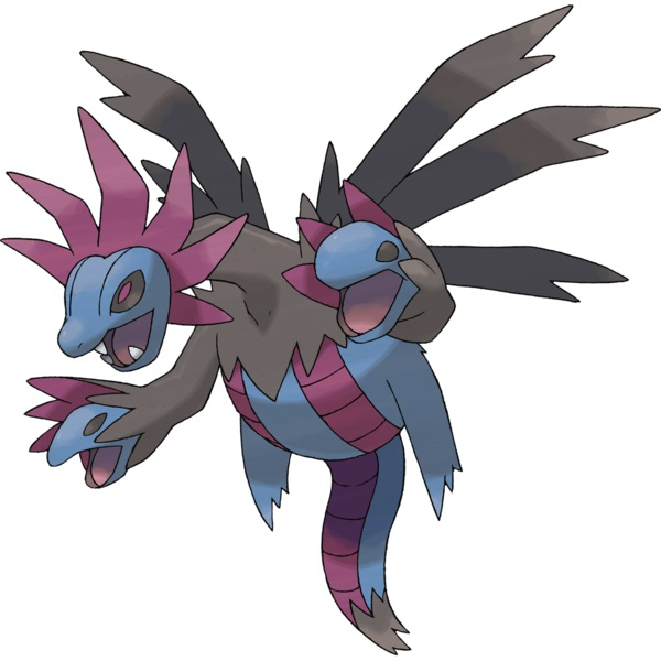 hydreigon pseudo legendary pokemon