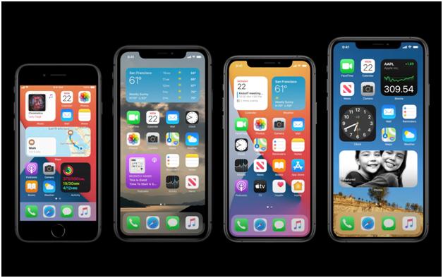 iOS 14 9