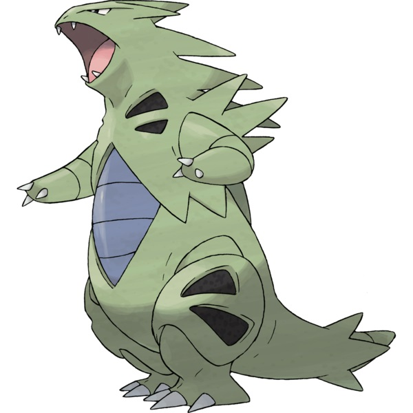 tyranitar pseudo legendary pokemon