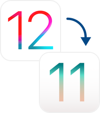 rétrograder d'iOS 12