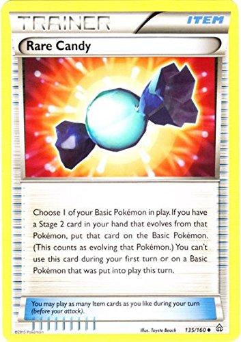 Pokemon Rare Candy Trainer Card
