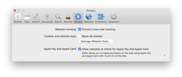 Safari not loading websites 8