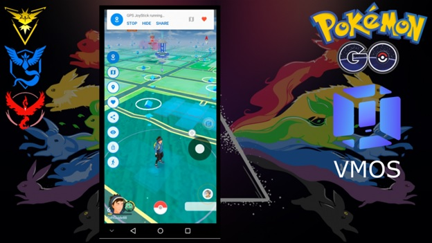 VMOS Pokemon Go network issues