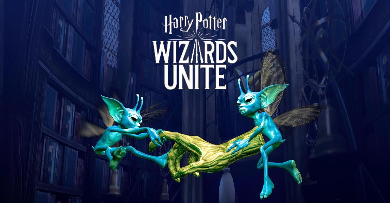 harry potter wizards unite banner
