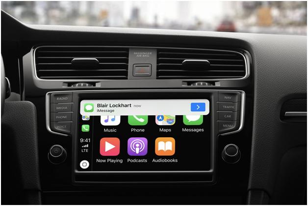 iOS carplay not work 1