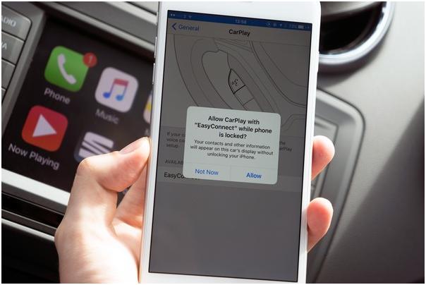 iOS carplay not work 2