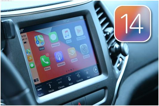 iOS carplay not work 5