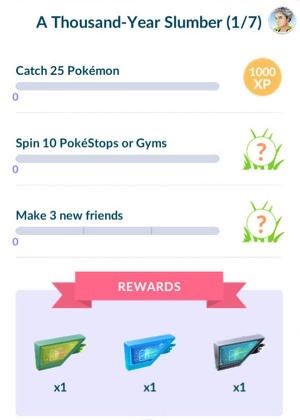 pokemon go jirachi quest
