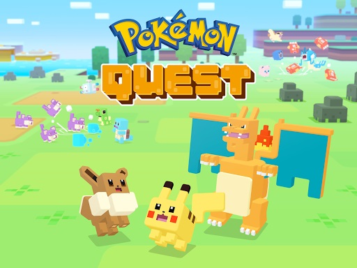 pokemon quest game banner