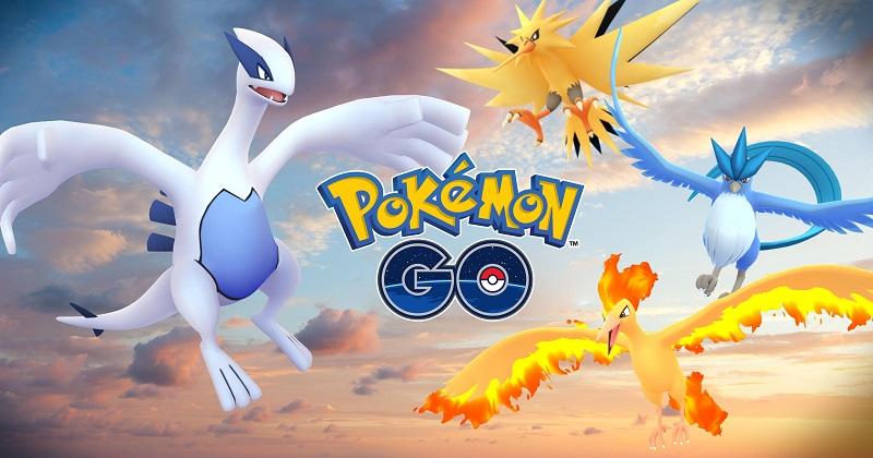 shiny legendary pokemon go