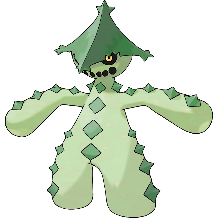 Tough Pokémon for Sierra Team Cacturne