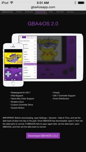 download gba emulator