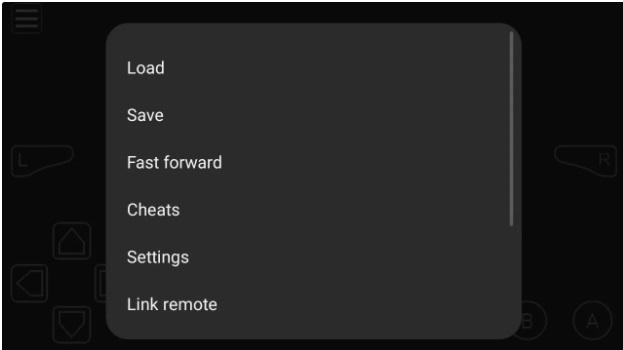 my boy emulator settings