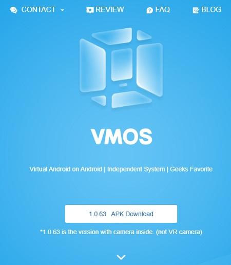 download dell'app vmos