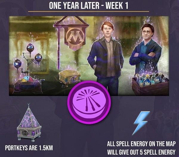wizards unite brilliant event