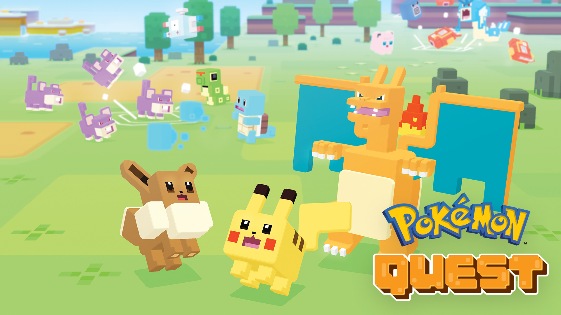 Pokemon Quest Switch 1