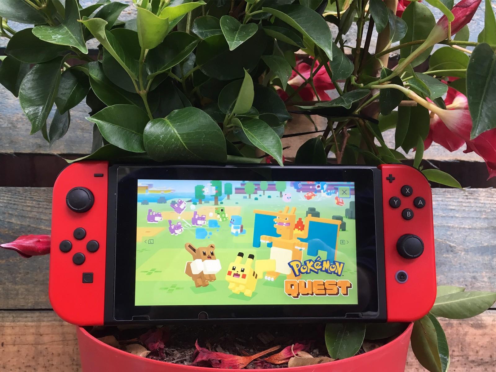 Pokemon Quest Switch 2