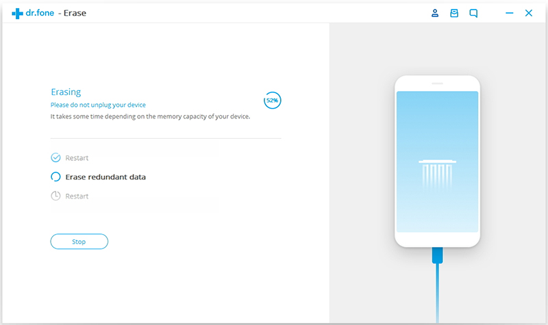 erase iphone privacy