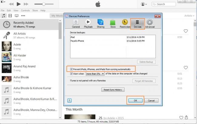 soluciones completas para transferir música desde el iPod al computador
