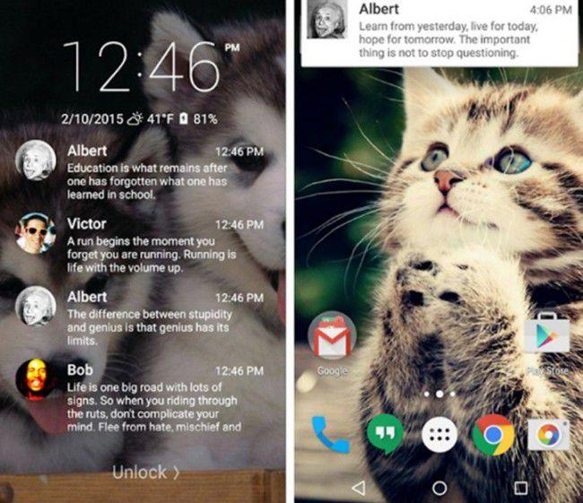 为Android-Slidelock Locker解锁应用程序