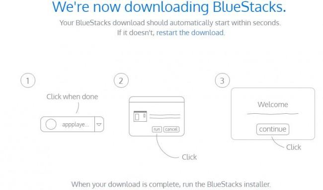 stap 4 om online in te loggen Kik door Bluestacks