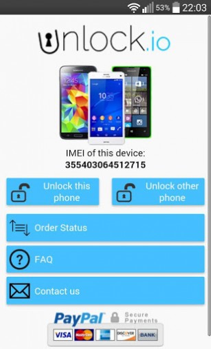 iphone remote imei unlock code