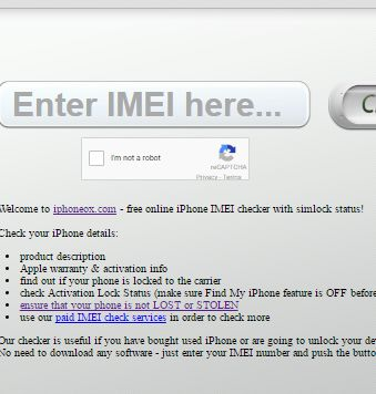 Top Free Apps to Check IMEI