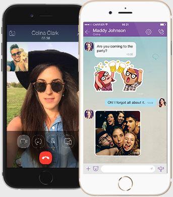 kostenlose Anruf-App - Viber