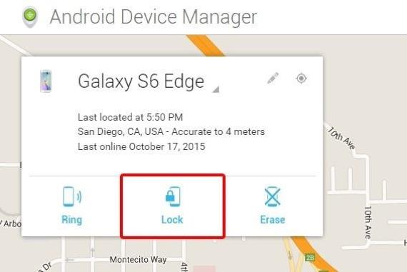 Android-Sperrbildschirms mit ADM umgehung