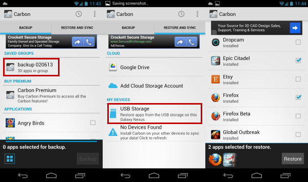 samsung backup app - helium