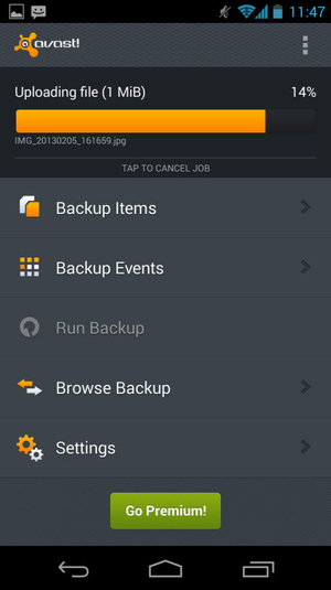 android backup app avast mobile backup