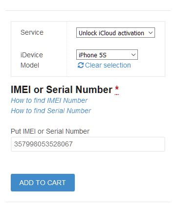 steps to remove icloud activation lock