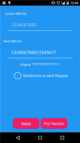 Full Tutorial to Change Android Imei without Root