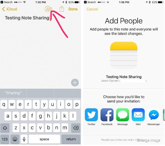 ios 10 notes new features