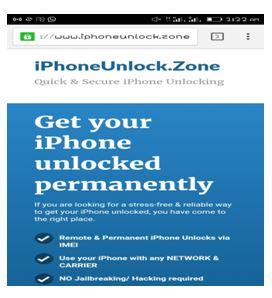 cómo desbloquear un iPhone con iCloud bloqueado