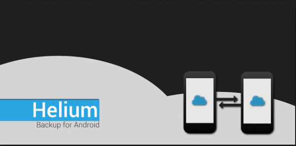 helium android app data backup