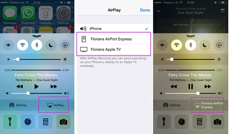 how to stream from iphone to tv ما هو airtunes وكيف يعمل dr fone 20336
