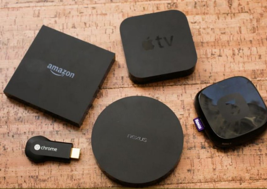 Roku 4 vs Apple TV