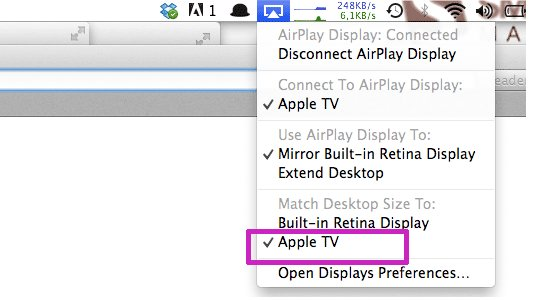2 Formas de Transmitir Videos VLC de Mac a Apple TV con AirPlay