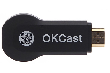 foxcesd Miracast dongle
