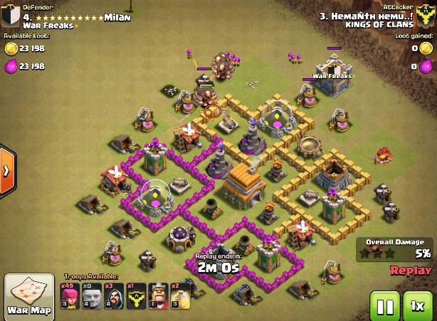 Clash of Clans strategy 01