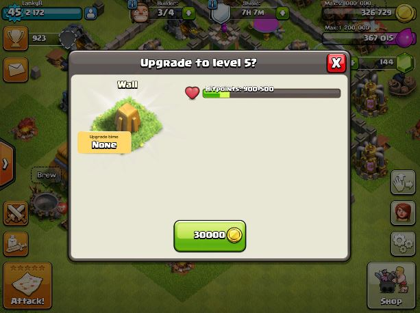 Clash of Clans strategies and tips
