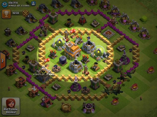 Clash of Clans strategy and tip
