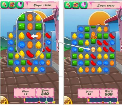 top 10 batotas candy crush saga