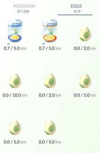 Consejos y trucos de Pokemon Go