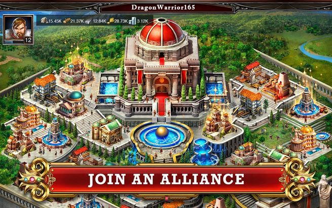 Game of War tips - Join An Alliance